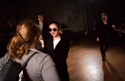 Scab: Access Theater
