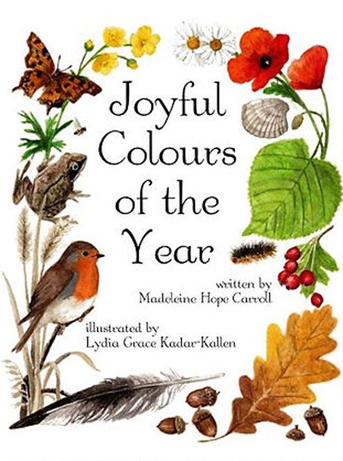 Joyful Colours of the Year