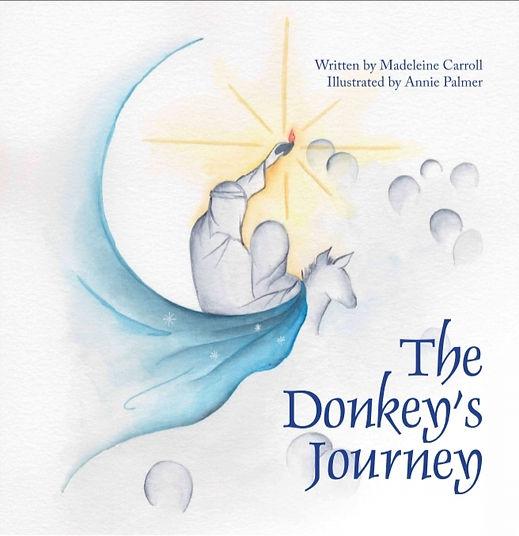 The Donkeys Journey Front cover.jpg