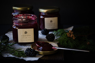 ginberry jam