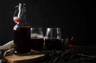 tipsy tuesday - mulled wine