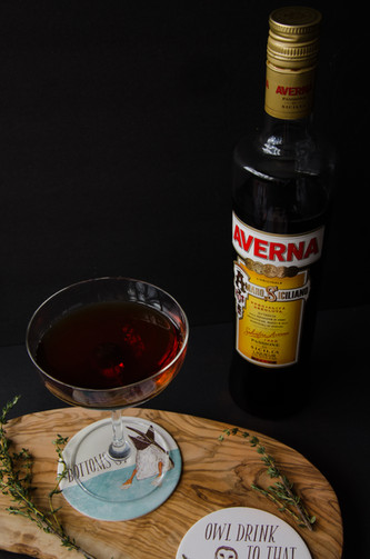 tipsy tuesday: the averna surely