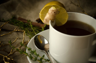 tipsy tuesday - hot ginger-apple toddy