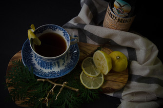tipsy tuesday - fernet about it (a hot toddy)
