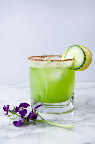 sober tuesday: a cucumber(patch) benediction