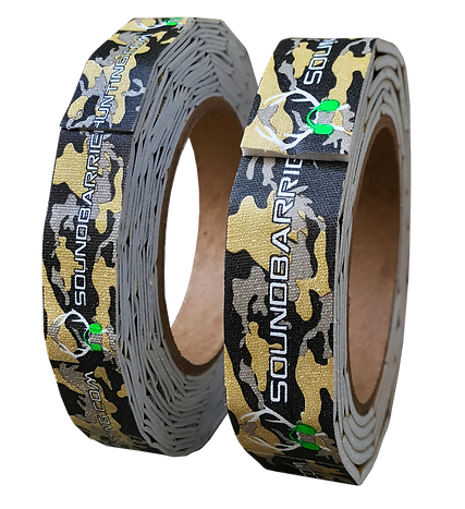 sound-proofing adhesive wraps