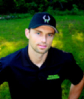 Adam Lewis Founder of Sound Barrier Hunting