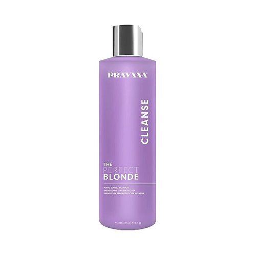 The Perfect Blonde Shampoo - PRAVANA