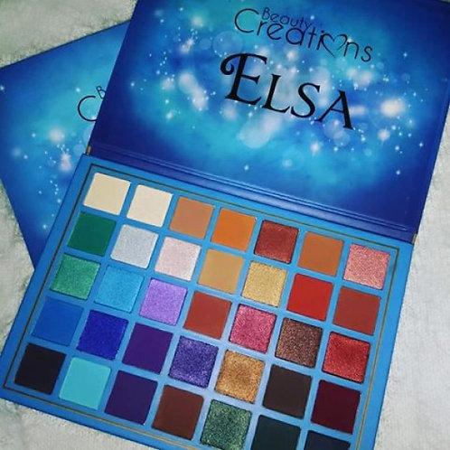 Beauty Creations - Elsa Eyeshadow Pallette