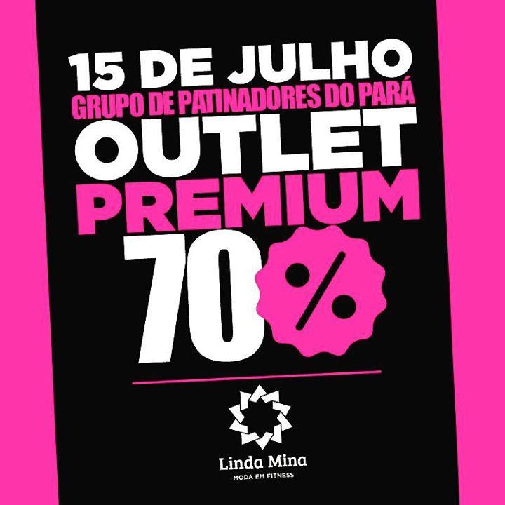 Atenção, toPP Patinadores!!! #PP #PatinadoresDoPara A loja Linda Mina ( @lindaminabrasil )convida você para aproveitar um super outlet fitne