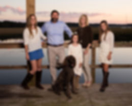 Southern Shores Builders Family Picture