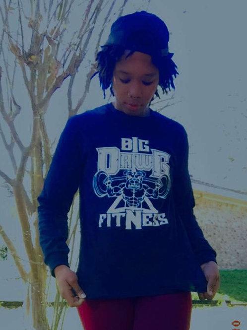 Big Dawg Fitness Long Sleeve Tee