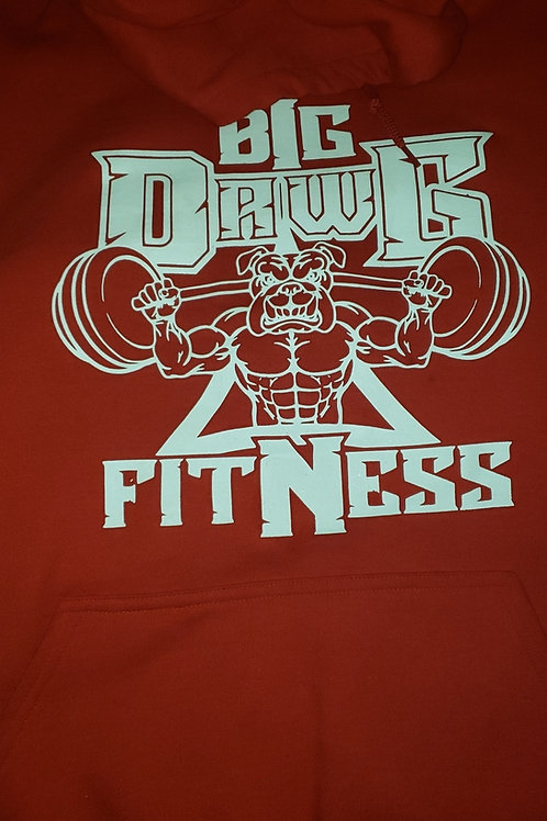 Big Dawg Fitness Hoodies