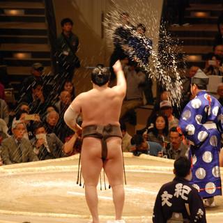 Throwing Rice