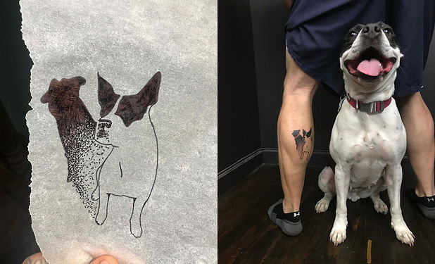 Gracie tattoo + real.jpg
