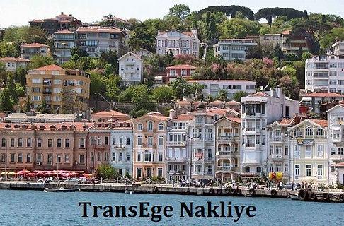 TransEge Arnavutköy nakliye ve tasımacıl