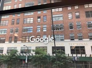 Muy Feliz de ser invitada por Google and Jigsaw a compartir acerca de la Fundacion con todas estas m