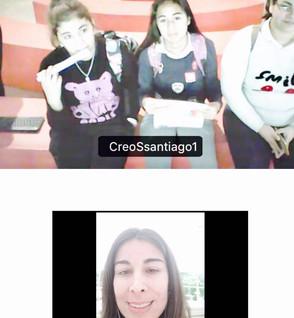 #CreoSantiago #Nodotecnologico. Compartiendo acerca de la Fundacion