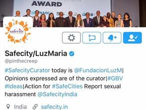 Unase a Safecity y Fundacion Luz Maria