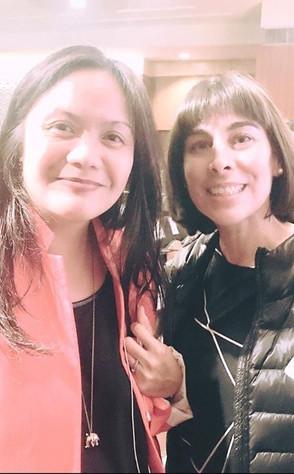 Cuestiones  de equidad de género con Carmely P. Malalis, comisionada de Derechos Humanos de la Ciuda