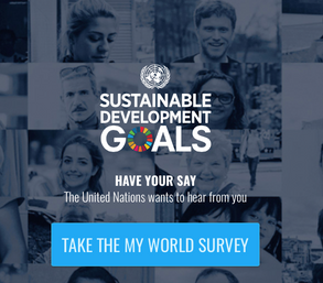 Fundacion Luz Maria Socio con La Campaña de Los Objetivos de Desarrollo Sostenibles (ODS)