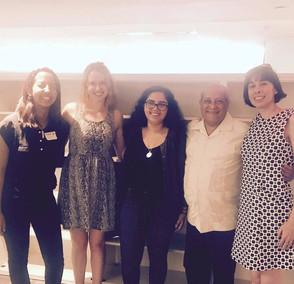 Encuentro con Directores del Departamento de los jovenes y del desarrolo de la comunidad de la Ciuda