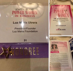 Power Women in Bussines Honoree