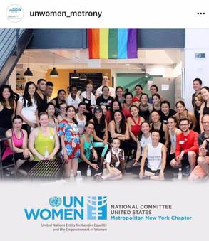 Apoyando a la ONU Mujeres en la participacion politica de la mujer