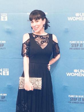 Celebrando los 30 anos de Metro NY Chapter of the US National Committee for UN Women y Los Campeones