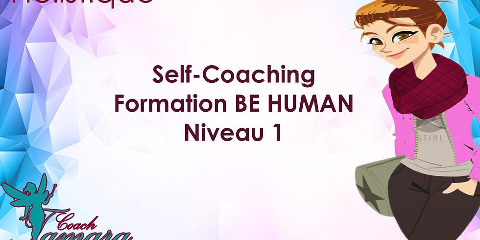 Présentation Formation BE HUMAN
