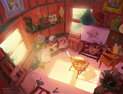 colored painter's room.jpg