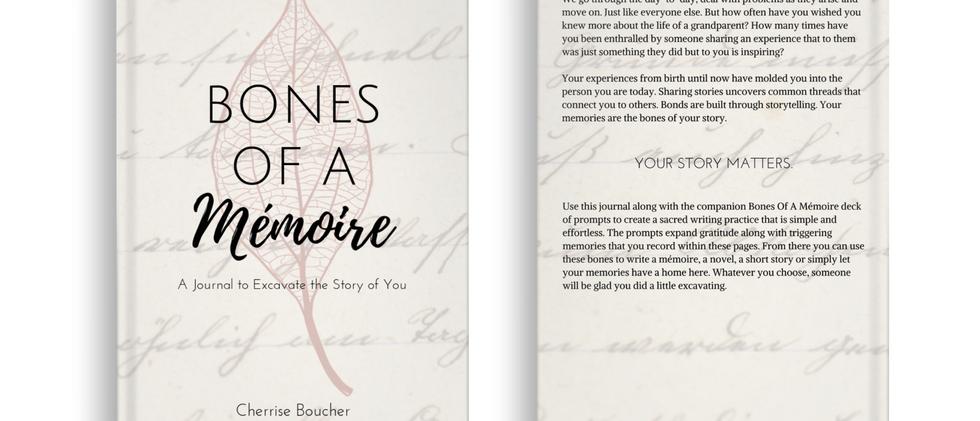Bones of a Memoire Journal