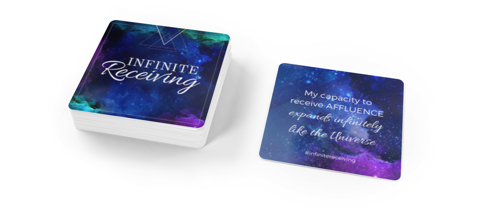 Infinite Receiving Deck 2nd Edition