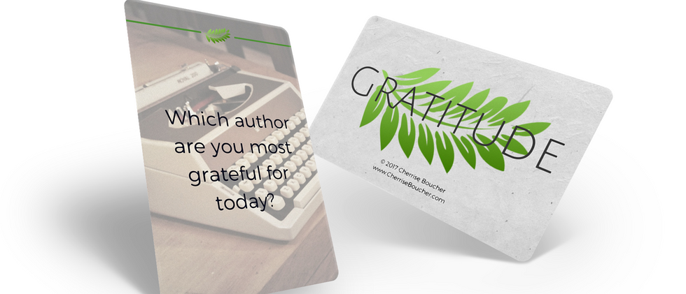Gratitude Deck