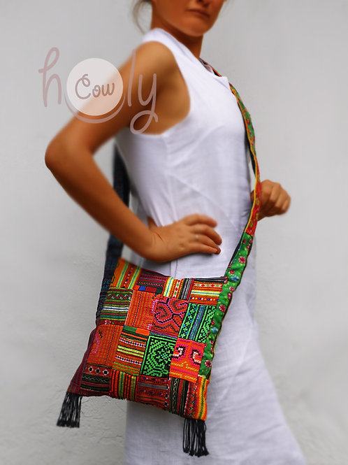 Colorful Tribal Vintage Shoulder Bag