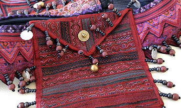 Tribal Bags And Clothing