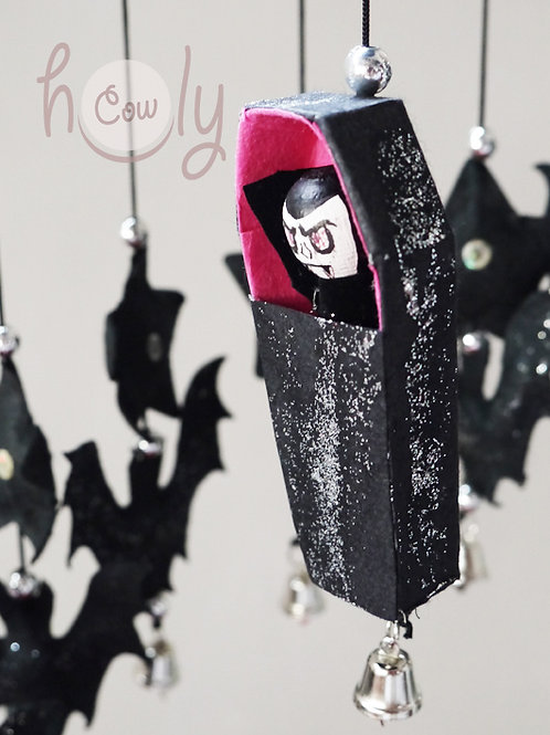 Dracula Halloween Decoration