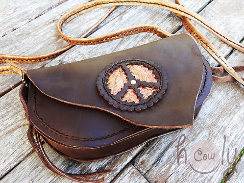 "Funky ""Peace"" Shoulder Bag"