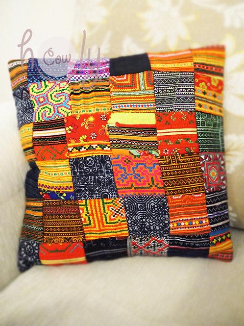 Vintage Tribal Pillow Case