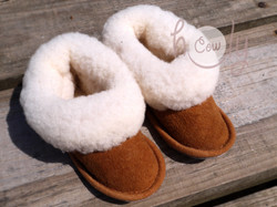 Baby Moccs & Boots