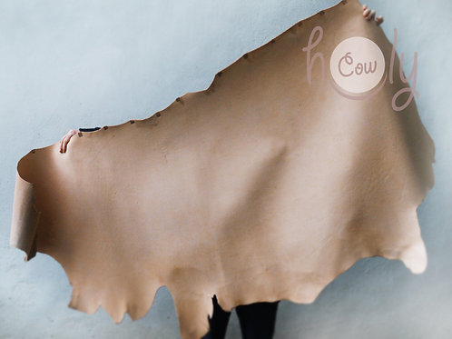 Full Grain Vegetable Tanned Cow Hide