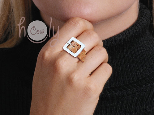 Eco Friendly Adjustable Cork Ring