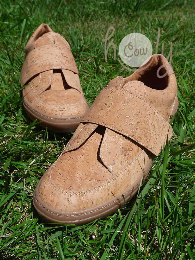 Vegan Cork Sneakers