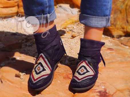 Moccasins that are designed to fit your unique style