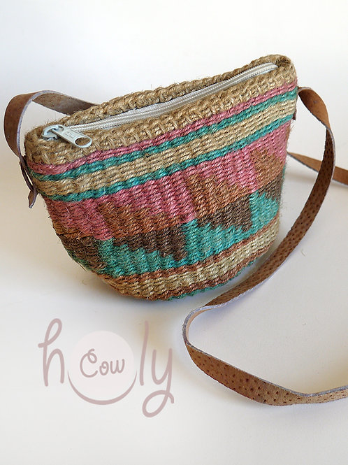 Eco Friendly Jute Rope Shoulder Bag