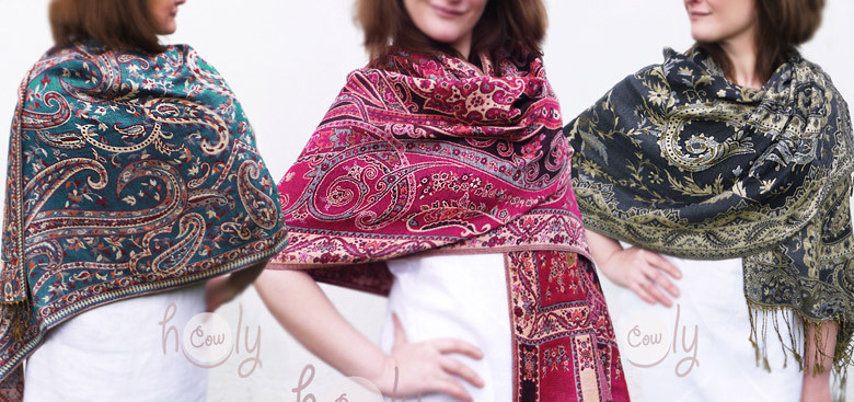 New Amazing Pashmina Scarf Collection!