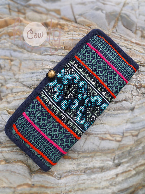Handmade Tribal Colorful Wallet