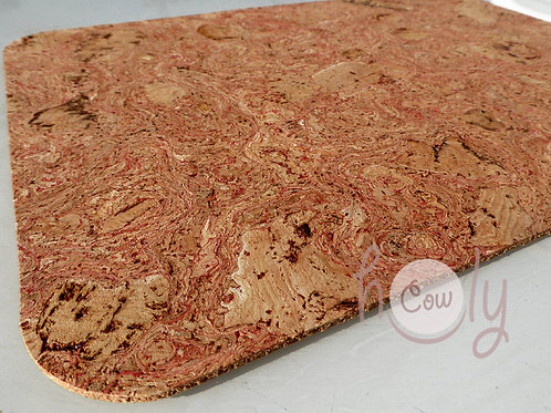 Natural Eco Friendly Large Cork Placemat