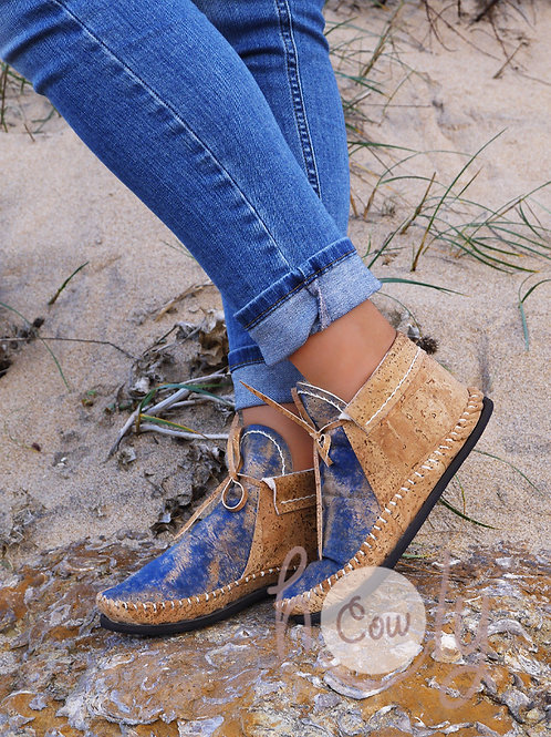 Eco Friendly Moccasins Made From Cork