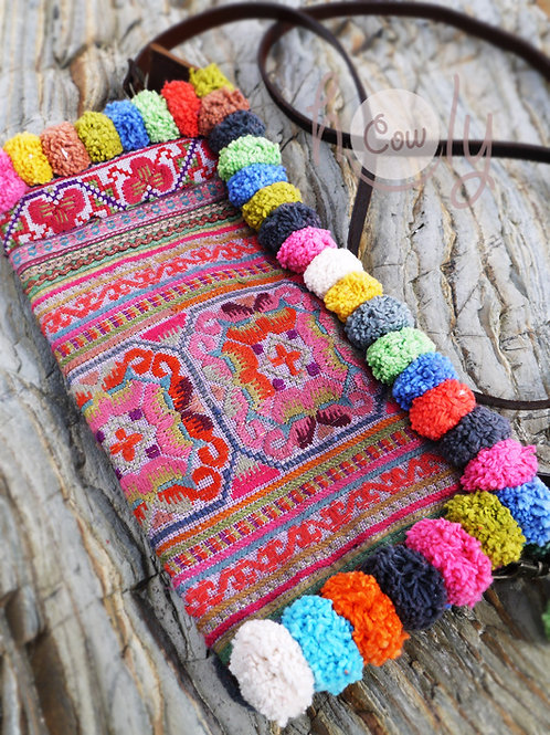 Colorful Tribal Vintage Shoulder Bag